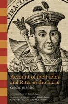 Cover of Account of the Fables and Rites of the Incas