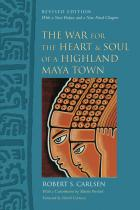 Cover of The War for the Heart and Soul of a Highland Maya Town