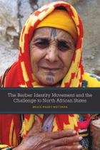Cover of The Berber Identity Movement and the Challenge to North African States