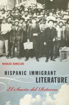 Cover of Hispanic Immigrant Literature