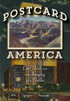 Cover of Postcard America