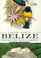 Cover of A Natural History of Belize
