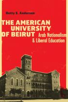 Cover of The American University of Beirut