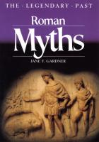 Cover of Roman Myths