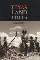 Cover of Texas Land Ethics