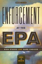 Cover of Enforcement at the EPA