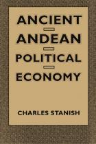 Cover of Ancient Andean Political Economy