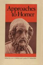 Cover of Approaches to Homer
