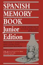 Cover of Spanish Memory Book