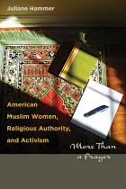 Cover of American Muslim Women, Religious Authority, and Activism