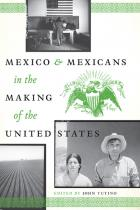 Cover of Mexico and Mexicans in the Making of the United States