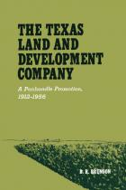 Cover of The Texas Land and Development Company