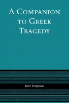 Cover of A Companion to Greek Tragedy