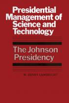 Cover of Presidential Management of Science and Technology