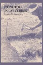 Cover of Stone Tool Use at Cerros