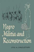 Cover of Negro Militia and Reconstruction
