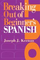 Cover of Breaking Out of Beginner's Spanish