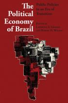 Cover of The Political Economy of Brazil