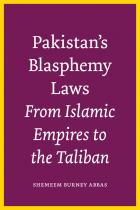 Cover of Pakistan's Blasphemy Laws