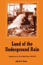 Cover of Land of the Underground Rain