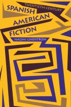 Cover of Twentieth-Century Spanish American Fiction