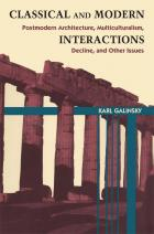 Cover of Classical and Modern Interactions