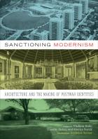 Cover of Sanctioning Modernism
