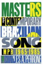 Cover of Masters of Contemporary Brazilian Song