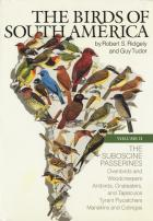 Cover of The Birds of South America