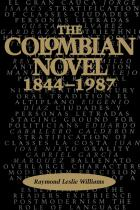 Cover of The Colombian Novel, 1844-1987