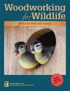 Cover of Woodworking for Wildlife