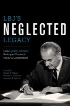 Cover of LBJ's Neglected Legacy