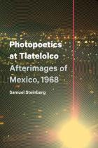 Cover of Photopoetics at Tlatelolco