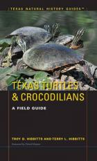 Cover of Texas Turtles & Crocodilians
