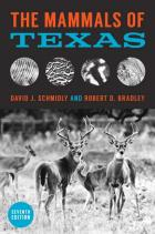 Cover of The Mammals of Texas