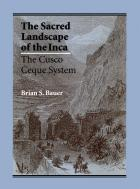 Cover of The Sacred Landscape of the Inca