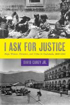 Cover of I Ask for Justice