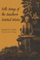 Cover of Folk-Songs of the Southern United States