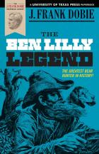 Cover of The Ben Lilly Legend