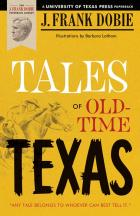 Cover of Tales of Old-time Texas