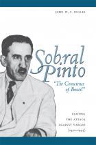 """Cover of Sobral Pinto, """"The Conscience of Brazil"""""""