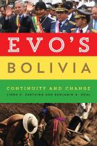 Cover of Evo's Bolivia