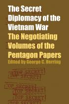 Cover of The Secret Diplomacy of the Vietnam War