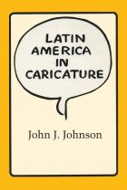 Cover of Latin America in Caricature