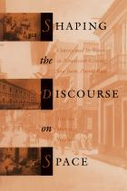Cover of Shaping the Discourse on Space