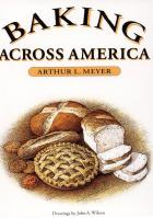 Cover of Baking across America