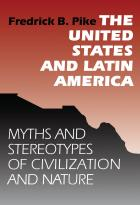 Cover of The United States and Latin America
