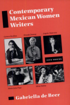 Cover of Contemporary Mexican Women Writers