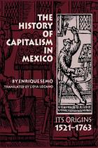 Cover of The History of Capitalism in Mexico