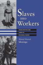 Cover of Slaves into Workers